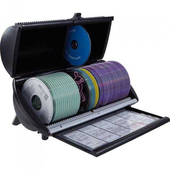 Automatische cd-/dvd-organizer