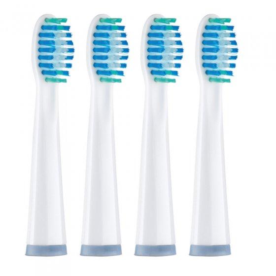Ultrasone tandenborstel 4 stuks