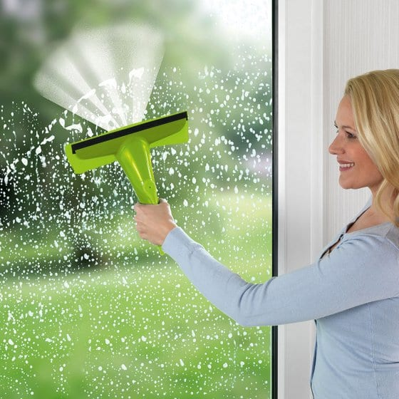 Spray-raamwisser