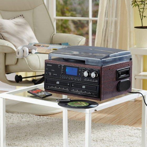 Compacte audioset