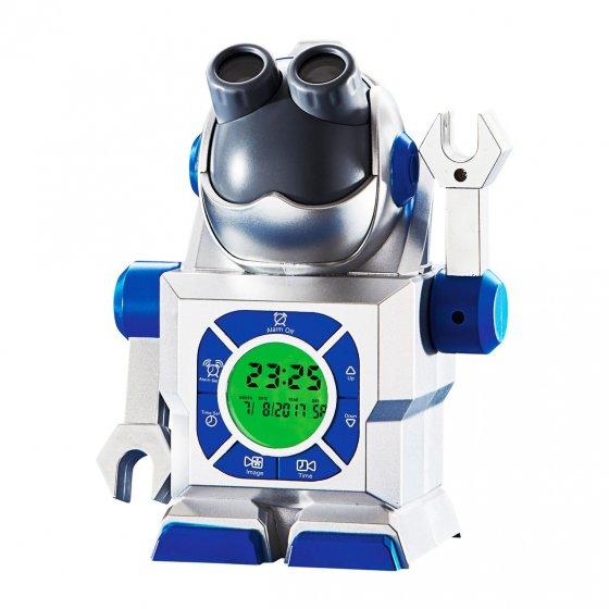 Projectieklok 'Robot'