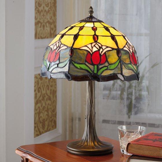 Lampen in Tiffany-Stijl