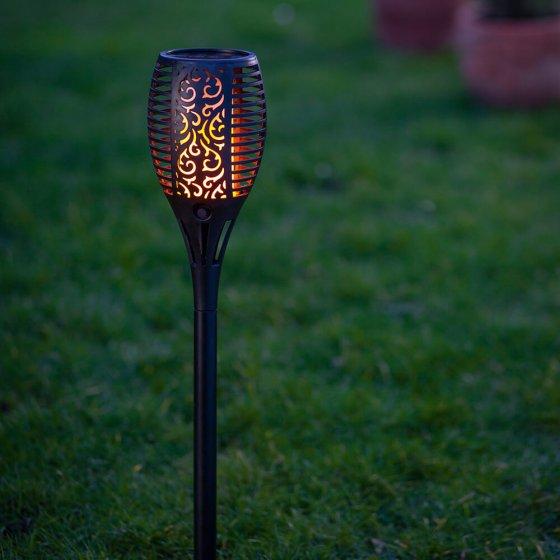 Solar-tuinfakkel 'Vlam'