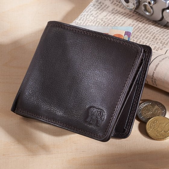 Compacte RFID-portemonnee