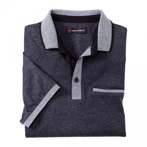 Poloshirt M | Zwart