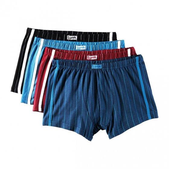 Katoenen retro-short Set van 4 5 (M) | Shorts