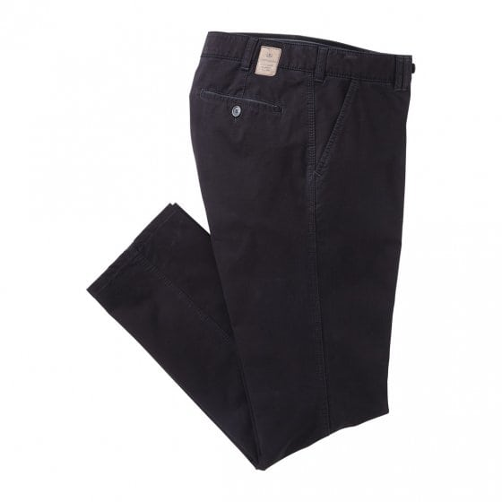 Kleurechte Pima Cotton-broek 58 | Zwart
