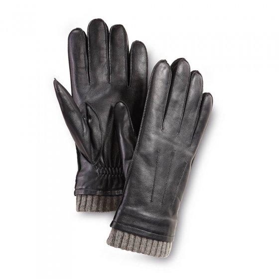Leren handschoenen van schaapsnappa
