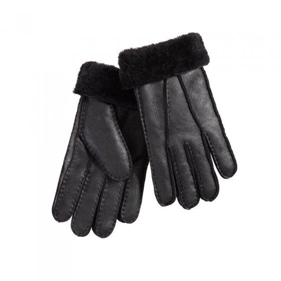 Handschoenen met lamsvacht
