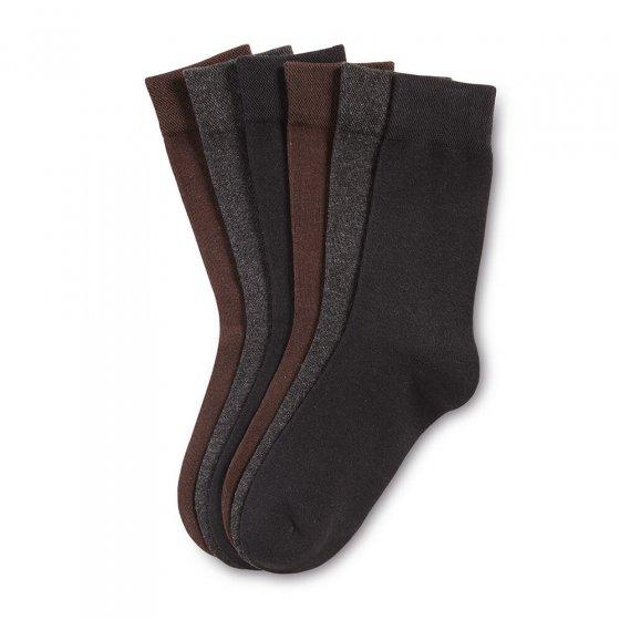 Bloedsomloopvriendelijke sokken 6 stuks