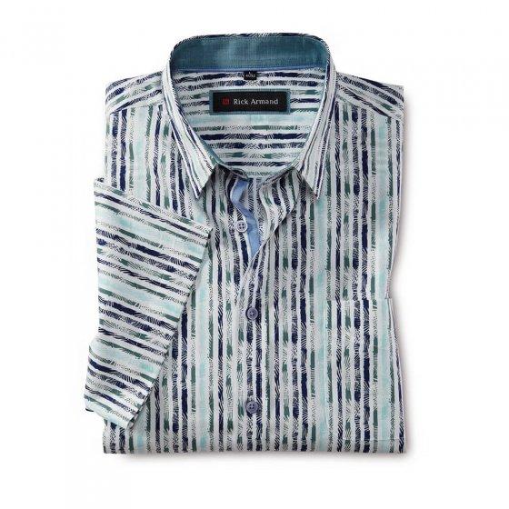 Modieus stretchoverhemd
