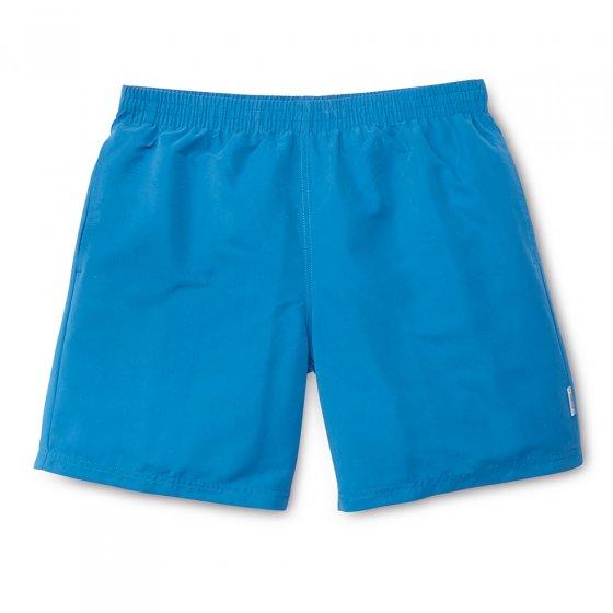 Zwemshort met kleureffect L | Blauw