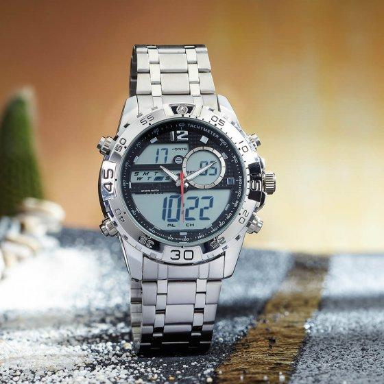 Multifunctionele chronograaf