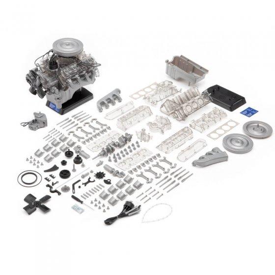 Bouwpakket Ford Mustang V8-motor