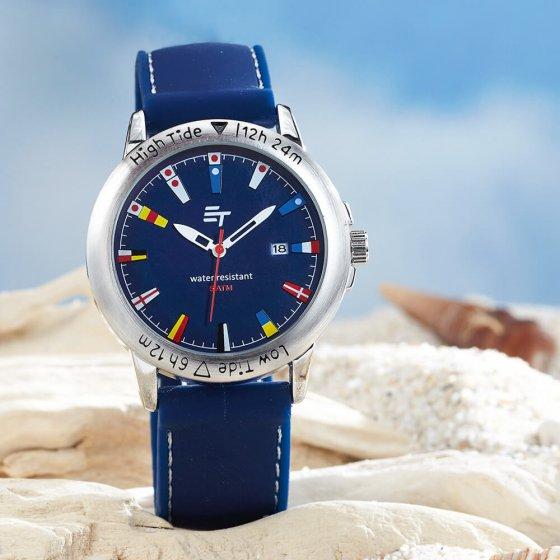 UW CADEAU: Maritieme horloge High Tide