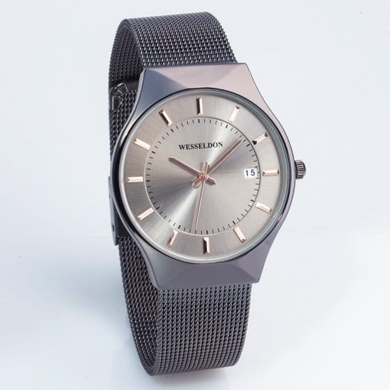 Plat horloge 'Wesseldon'