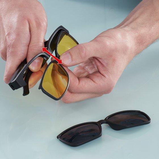 Veiligheids- en contrastbril