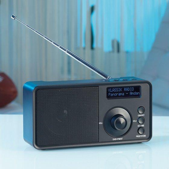 Multifunctionele DAB+-radio