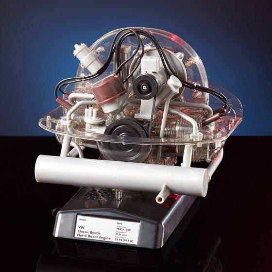 Bouwpakket Volkswagen Kever 4-cilinder-motor