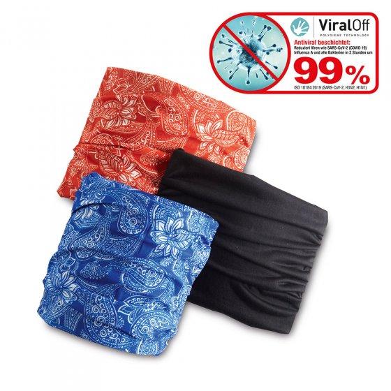 Multifunctionele sjaal 3 stuks