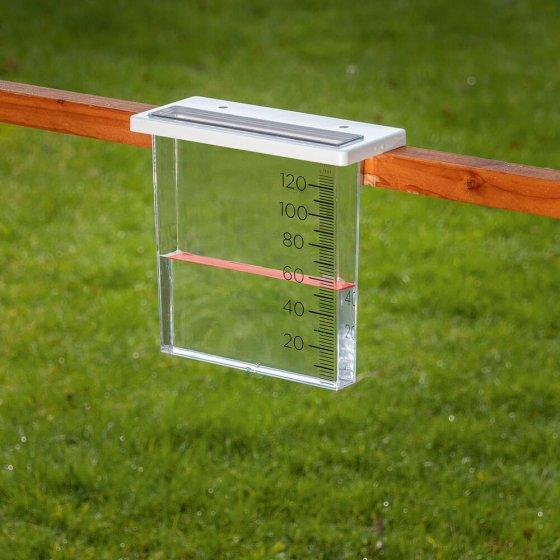 Analoge regenmeter