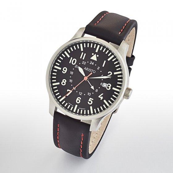 Horloge 'ARISTO GMT'