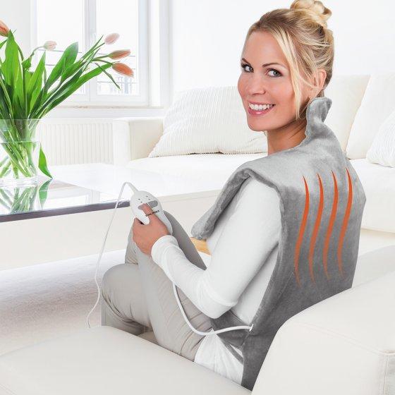 Rugwarmer met massage