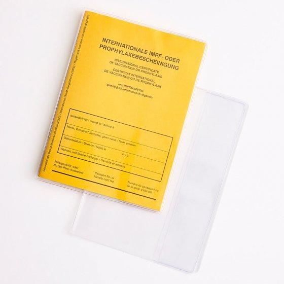 Vaccinatiepaspoortcovers Set van 2 stuks