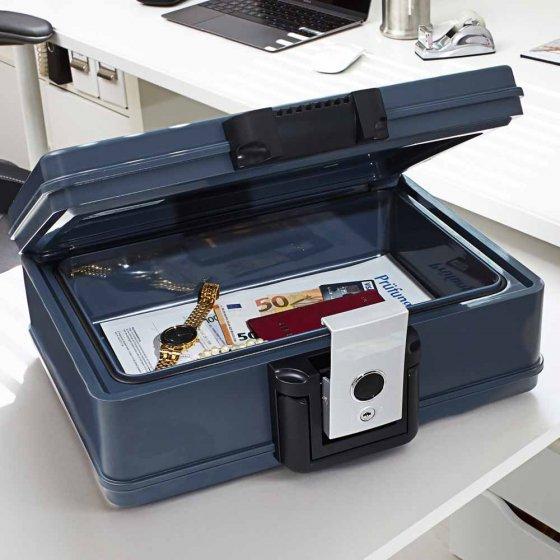 Brand- en waterdichte documentenbox