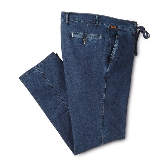 Comfortabele thermo-jeans