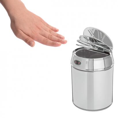 Slimme infrarood afvalbak met sensor voordelig slimme infrarood afvalbak met sensor op - Outs badkamer m ...