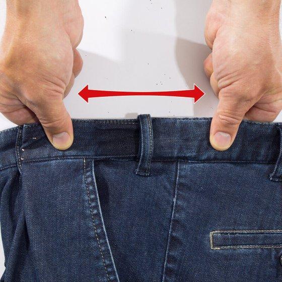 Stretchband-jeans