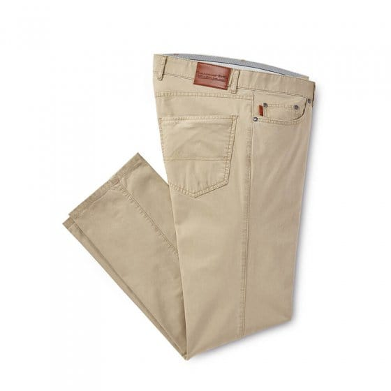 Lichte colour-jeans
