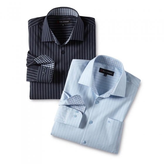 'Milano' -stretchoverhemd