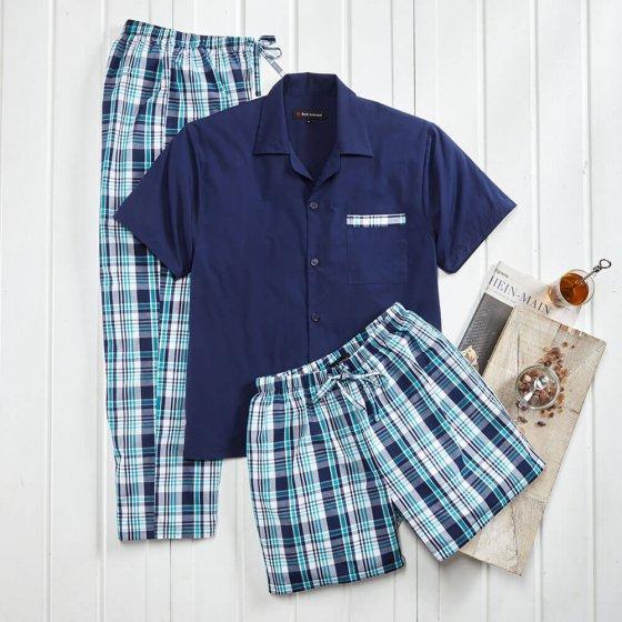 Driedelige zomerpyjama