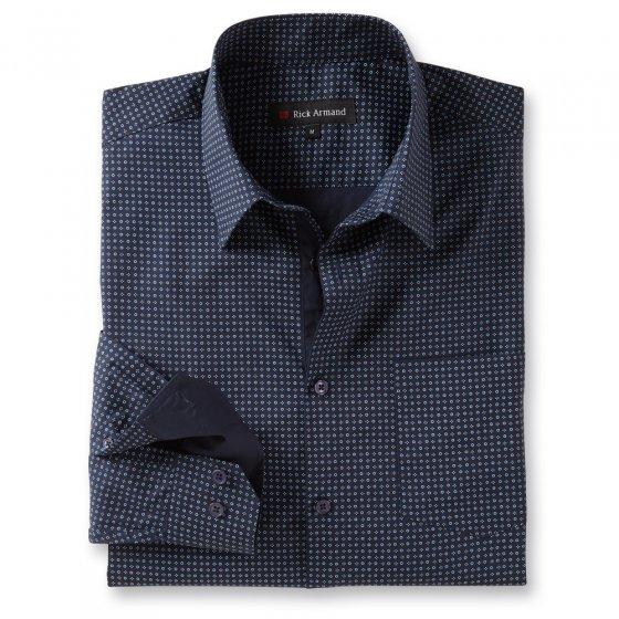 Milano-stretch-overhemd