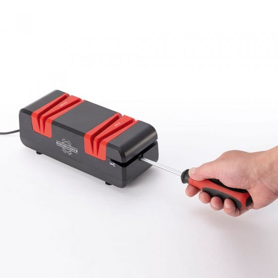 Elektrische messen- en scharenslijper