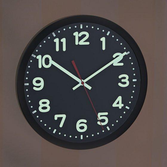 klok met verlichte wijzers lichtgevende digitale wandklok voordelig bestellen bij klok met verlichte wijzers