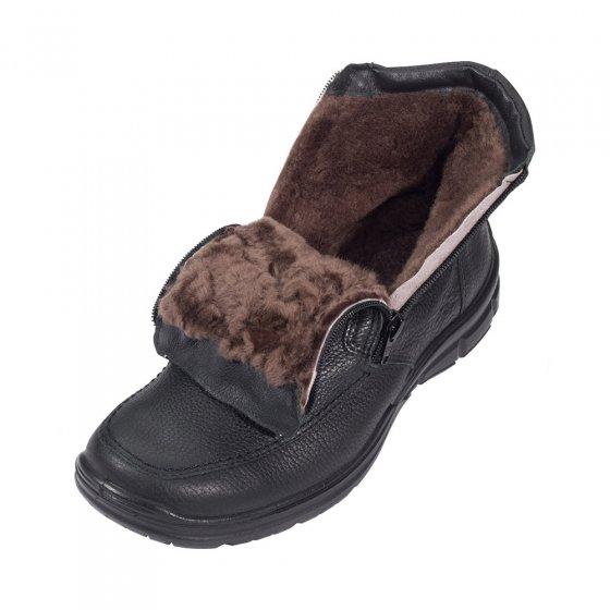 Aircomfort-laarzen van lamsbont
