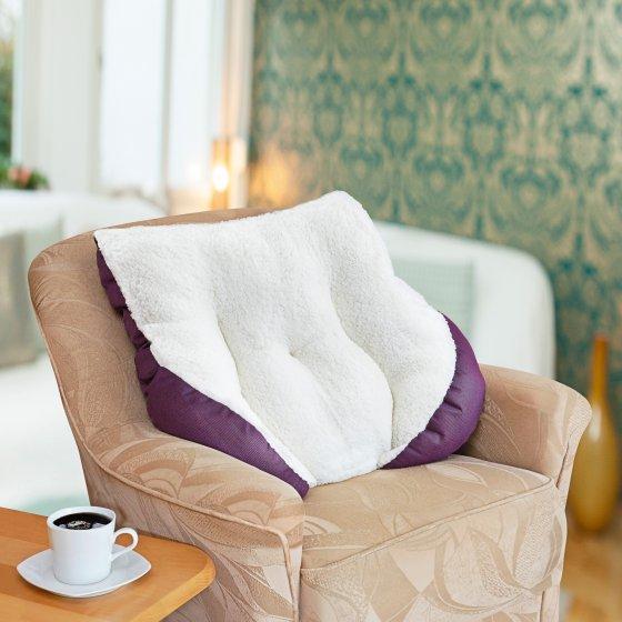 Keerbaar comfort-rugsteunkussen
