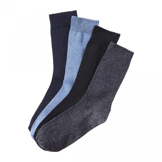 Comfort-stretchsokken 8 paar