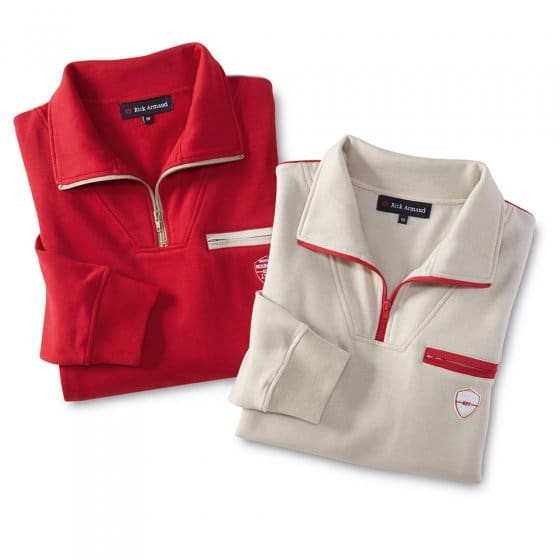 Thermo-sweatshirt