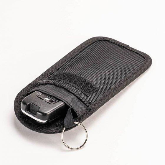 Sleutel-etui met RFID-bescherming