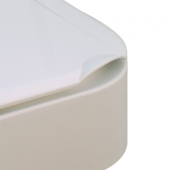 Toiletverhoger met armleuningen