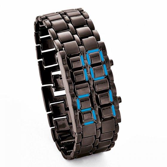 """Het  """"verborgen""""  zwarte horloge"""