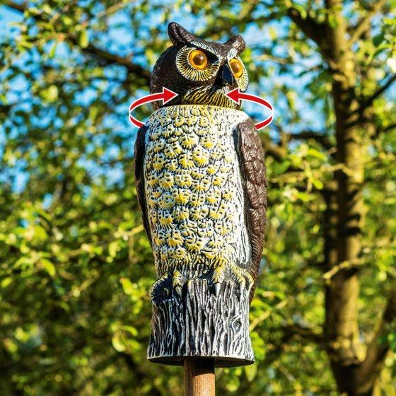 Tuinuil 'Schrik voor de vogels'