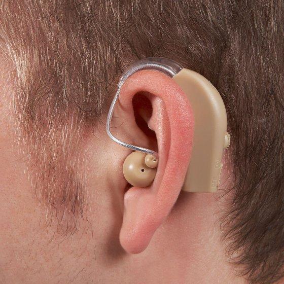 Oplaadbaar gehoorapparaat Set van 2 stuks