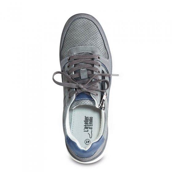 Sneakers met ritssluiting