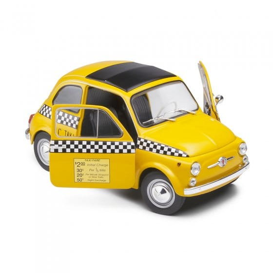 Fiat 500 'Taxi NYC'