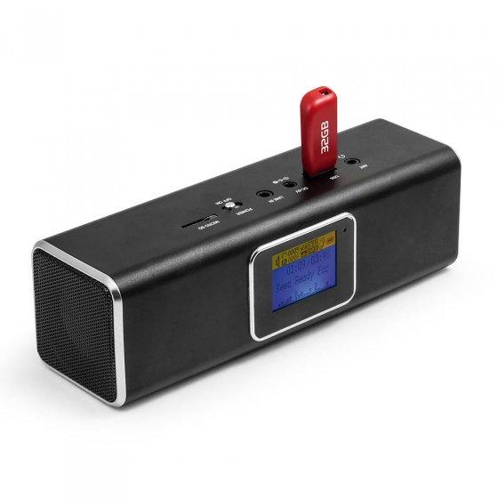 DAB+-stereo-muziekstation